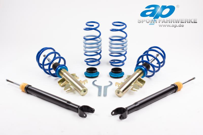 AP coilover kit - Nissan 350Z - Adjustable suspensions